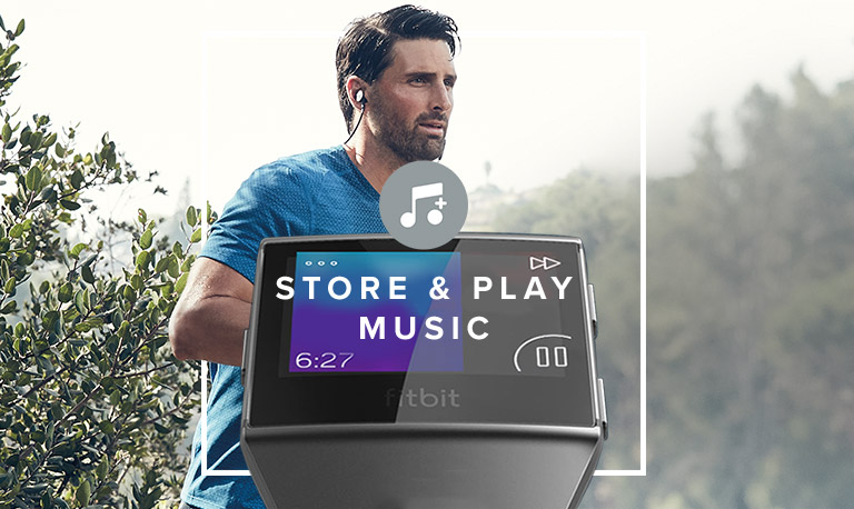 Store and Play Music
