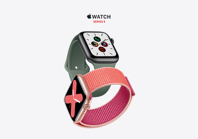 Apple Watch - Serires 5
