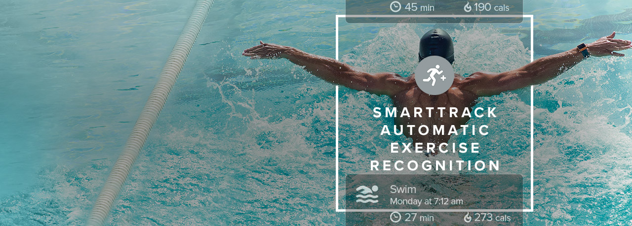 Smarttrack Automatic Exercise Recognition