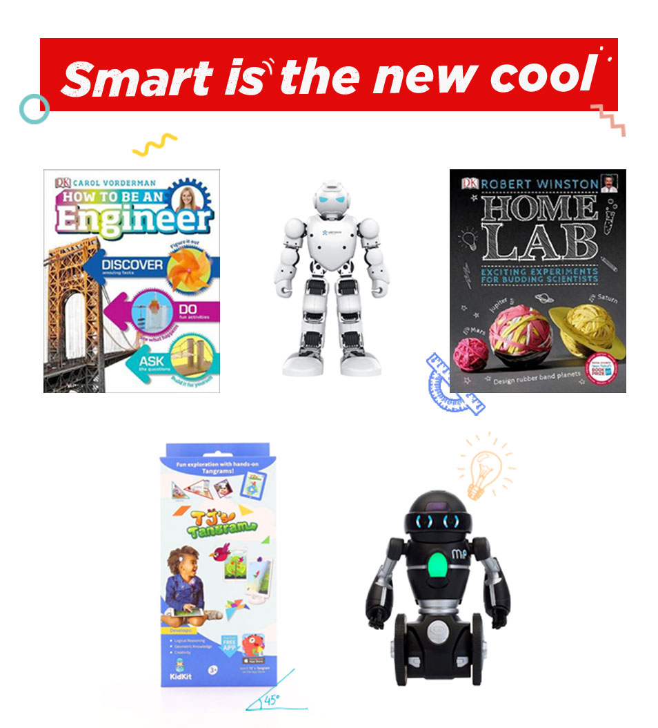 Smart is the new cool