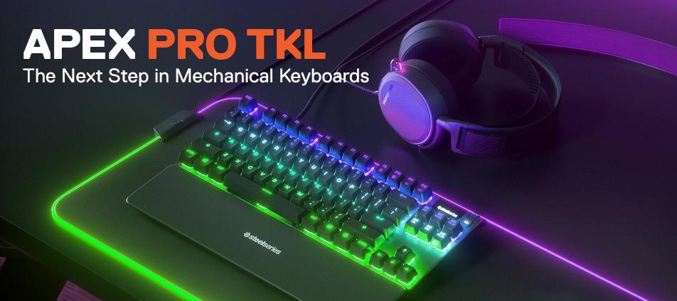 Apex Pro TKL