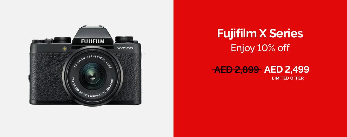 FujifilmX