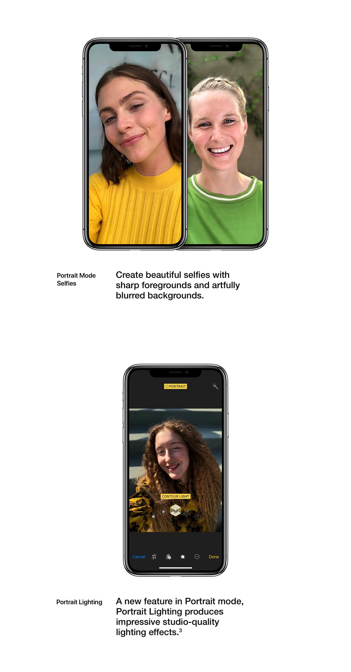 Portrait Mode Selfies