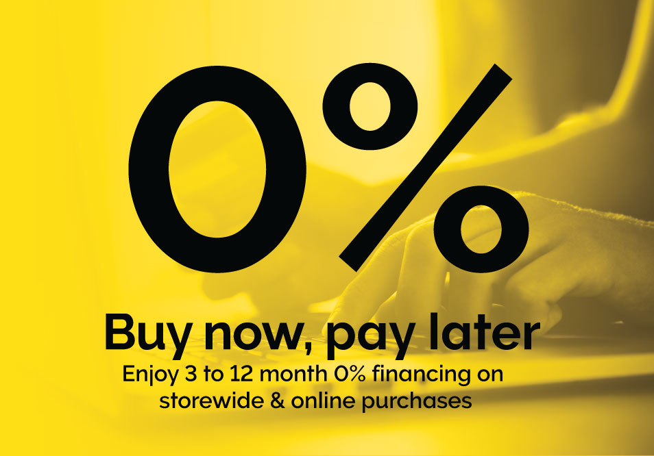 0% Interest Installment Plans | Virgin Megastore