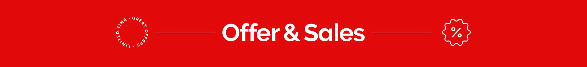 Offer Sales