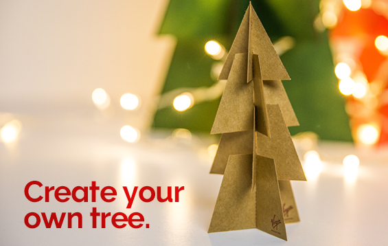 Create your own tree.