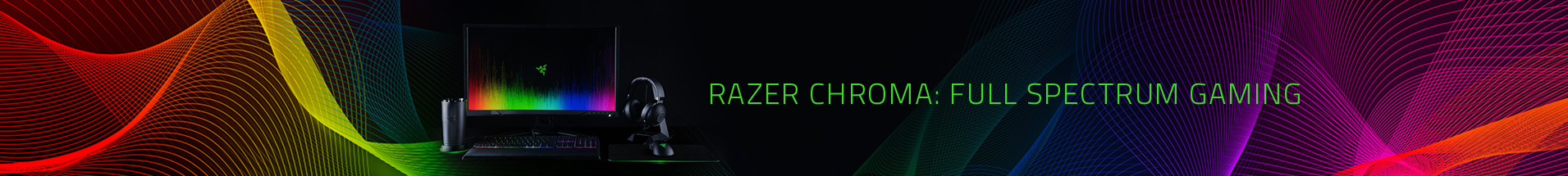 Razer Chroma: Full Spectrum Gaming