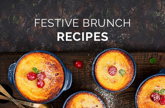 Festive Brunch Recipes
