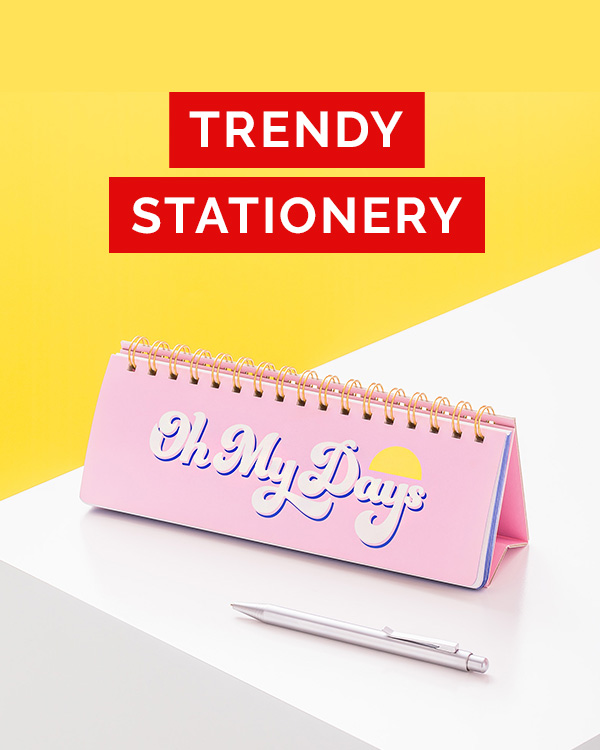Trendy Stationery