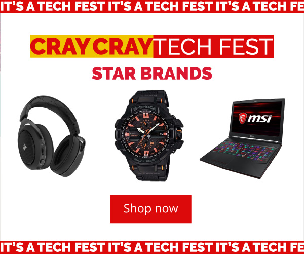 techfest sale