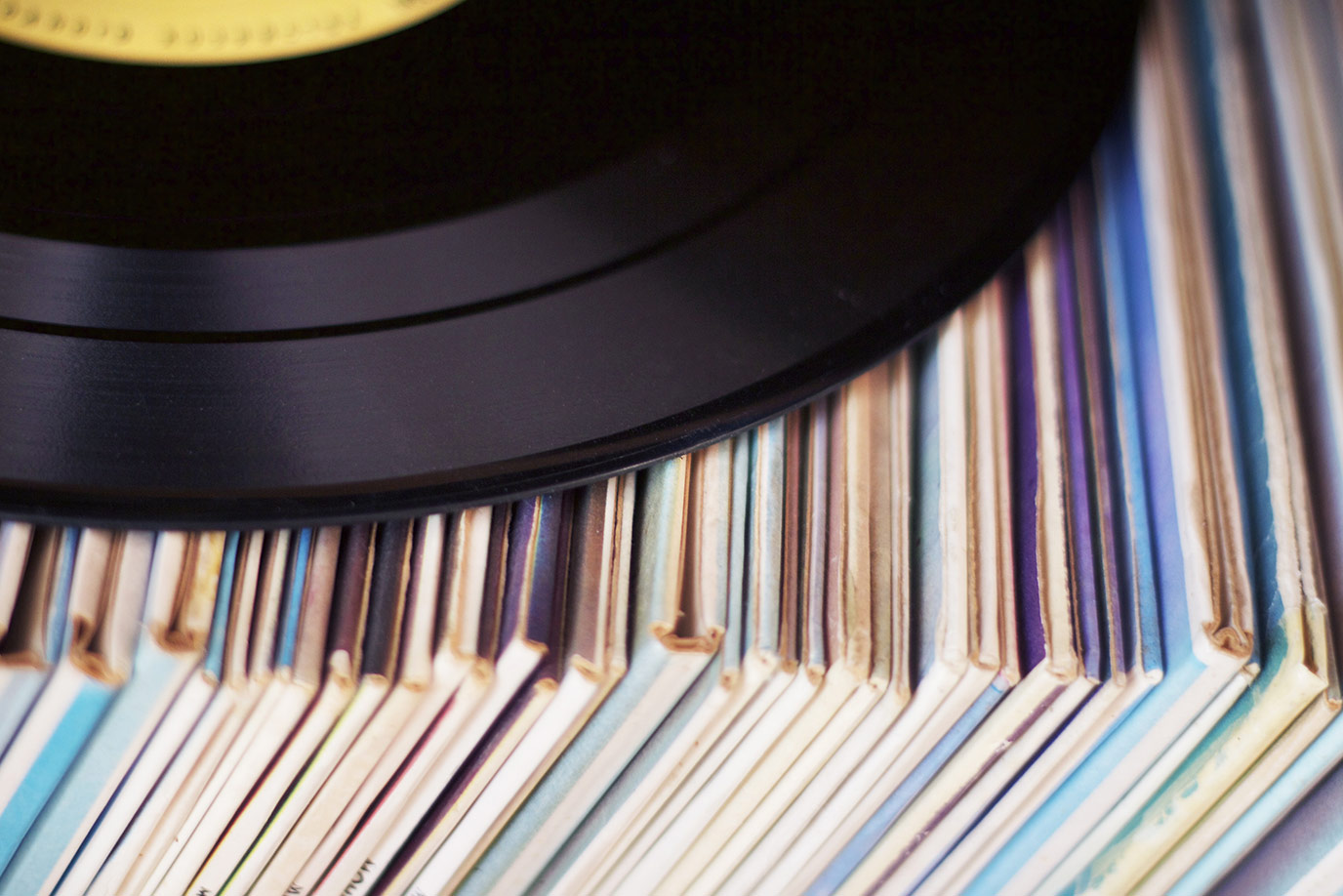 Kick-start you vinyl collection