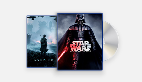 Blu-Ray & 4K Ultra HD