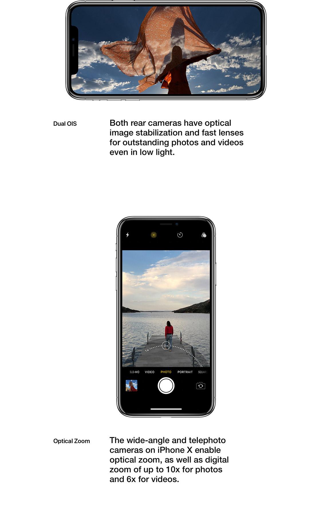 iPhone X - Apple | Virgin Megastore