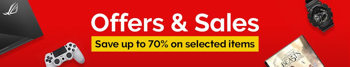 Offers & Sale