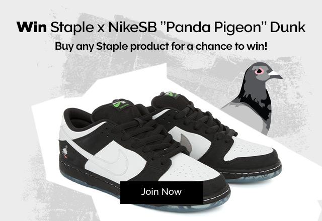 Win STaple x NikeSB