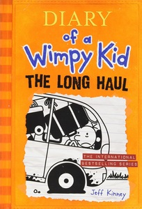 Diary of a Wimpy Kid 09: The Long Haul