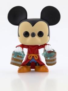 Funko Pop Mickeys 90Th Apprentice Mickey Vinyl Figure
