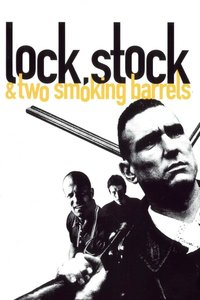 Stock and Two Smoking Barrels