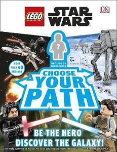 LEGO Star Wars Choose Your Path: With Minifigure