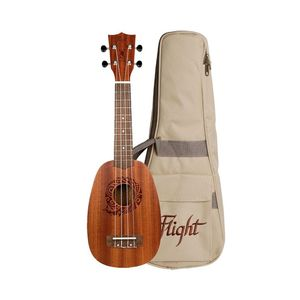 Flight Pineapple Soprano Ukulele NUP310