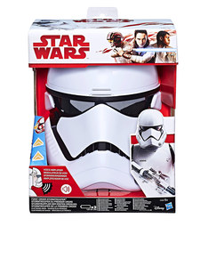 Hasbro Star Wars The Last Jedi First Order Stormtrooper Electronic Mask