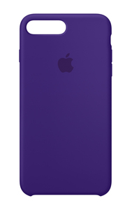 Apple Silicone Case Ultra Violet for iPhone 8 Plus/7 Plus