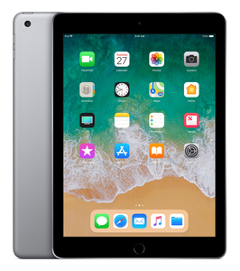 iPad 9.7-Inch 128GB Wi-Fi Space Grey