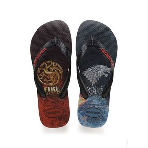 Havaianas Hav Top Game Of Thrones Unisex Slippers Black