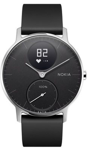 Nokia Steel Heart Rate & Activity Black Watch 38mm