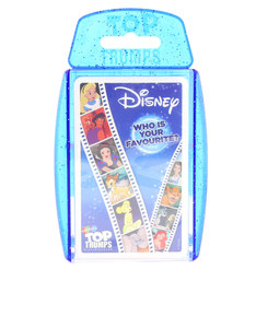 Top Trumps Disney Classics Card Game English & Arabic