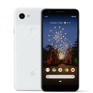 Google Pixel 3A Smartphone 64GB Clearly White