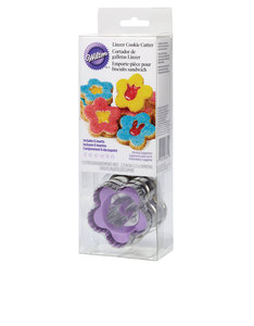 Wilton Easter Spring Linzer Cookie Cutter Set