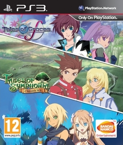 Tales of Graces ƒ + Tales of Symphonia: Chronicles