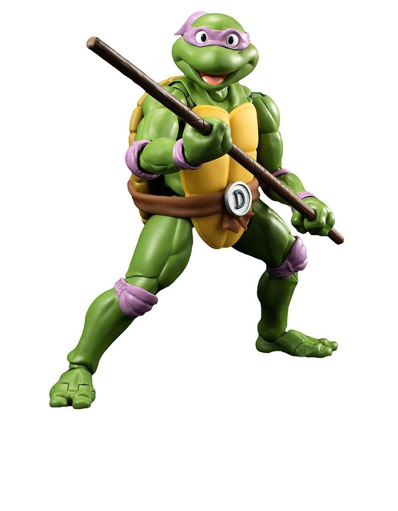 Bandai S H Figuarts Teenage Mutant Ninja Turtles Donatello