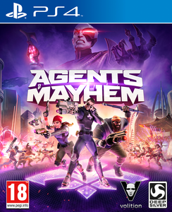 Agents Of Mayhem [Pre-Owned]