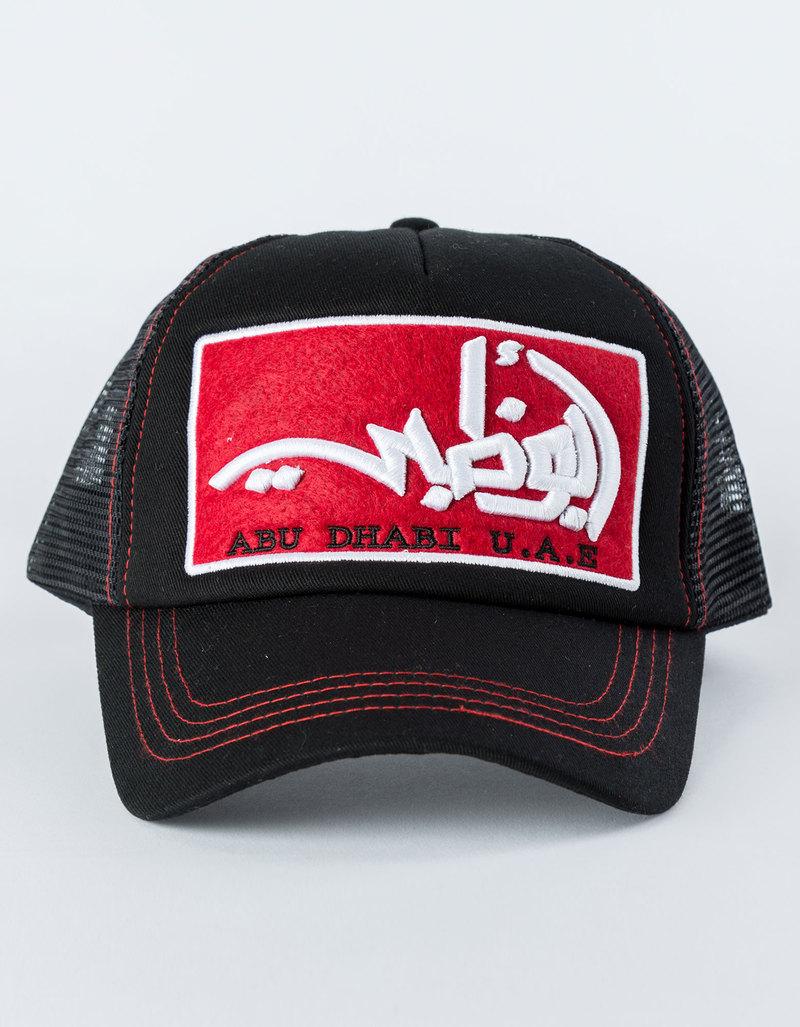 709382c973a45 B180 Abudhabi Arabic1 Black Cap