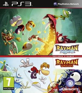 Rayman Origins/Legends Double Pack Ps3