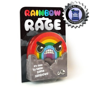Big Potato Rainbow Rush Card Game