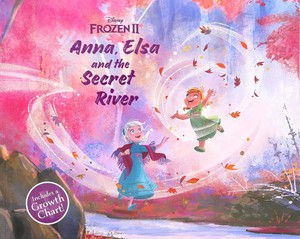 Frozen 2 Anna, Elsa And The Secret River