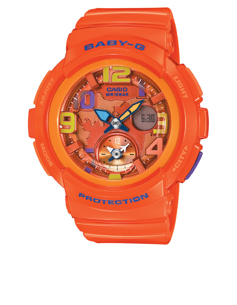 Casio Virgin Megastore G Shock Ga 1000 9bdr Gravity Master Twin Sensor Baby Bga1904b Strap Watch