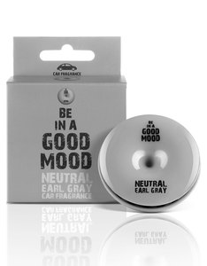 Good Mood Neutral Earl Grey Car Fragrance 0.52 Oz.