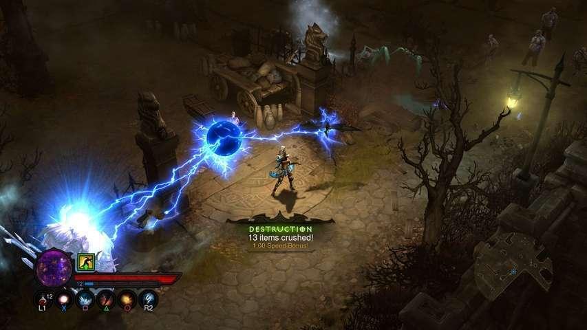 Diablo 3 Ultimate Evil Ed Ps4