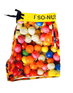 So Nu Sweets Men's Swimming Shorts