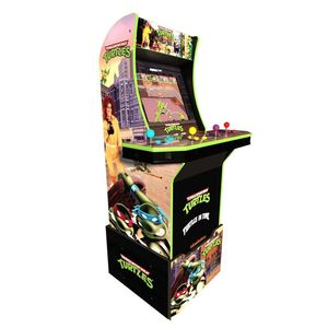 Arcade 1Up Teenage Mutant Ninja Turtles with Riser