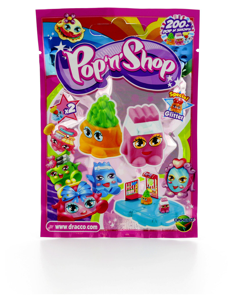 Pop'N'shop Mini-Figurines Random Pack