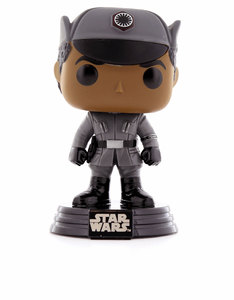 Funko Pop Star Wars Episode 8 Finn Vinyl Figure