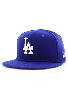 New Era Acperf LA Dodgers Dark Blue Cap