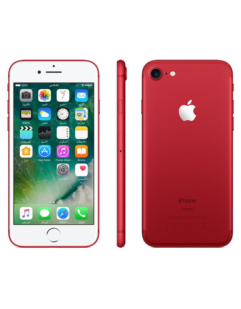 iphone 7 128gb red special edition iphone apple