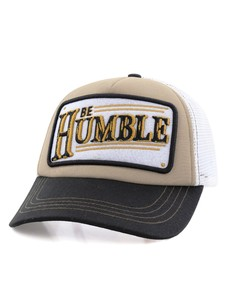 B180 Behumble Cap Black/White
