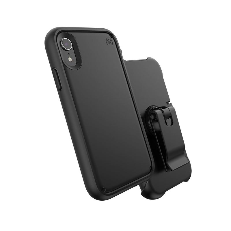 new product fd749 3bd06 Speck Presidio Ultra Case Black/Black/Black for iPhone XR